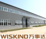 La estructura de acero pesado para la construcción de gimnasio