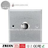 Nc. &No. Póngase en contacto con el botón de salida de la puerta para Control de acceso