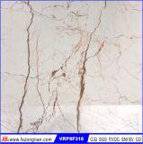 Azulejo de suelo lleno del mármol de la carrocería del azulejo del material de construcción (VRP8F306)