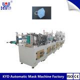 Полностью автоматическая одноразовые пылезащитную маску складывания машины принятия решений