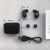X6 Mini Bluetooth 4.2 двойной наушники вкладыши гарнитуры Tws