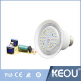 Bombilla LED Lámpara 7W A 9W60 A65 E27/B22/E14 de la luz de la base