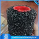 spazzola del rullo della gomma piuma della spugna 10ppi con il grande foro Hamr-0001