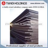 Плита марганца Mn12 Mn13 ASTM A128 высокая стальная