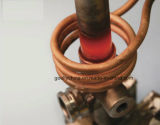 Apparecchio di riscaldamento del riscaldatore di induzione per i becchi/estremità della saldatura di brasatura