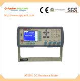 Микро- омметр для испытания сопротивления замотки с высоким качеством (AT516L)