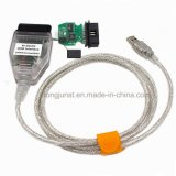 Programable Hongjun Npa K+Dcan OBD USB2 Interface para BMW