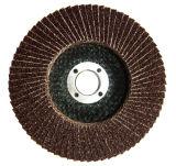 Гибкий меля истирательный диск щитка для нержавеющей стали