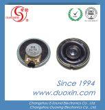 Dxi28n-E 28mm Micro haut-parleur avec hauteur de 4,0 mm 8 ohms 1 W L'orateur