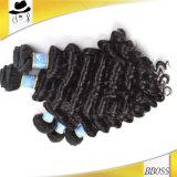 非常によい100%Unprocessedブラジルに毛の編むこと