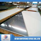 Hoja de metal del acero inoxidable 304 del SUS 201