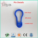 Accesorio de vestido de 22mm pera colorido plástico pasador de seguridad