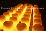 Filetto degli indicatori luminosi G4 E27 del fuoco della lampada della fiamma di G9 LED facoltativo
