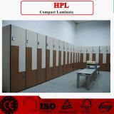 Laminado compacto de la Junta de HPL