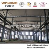 Construção de aço para o escritório e a construção de edifício agradáveis