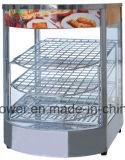 De Apparatuur van de catering Drie van Churros Lagen van het Verwarmingstoestel van de Vertoning op Verkoop