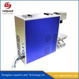 máquina de marcação a laser de fibra portátil com Jpt/Raycus/Fonte Laser IPG
