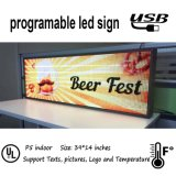 Alta calidad de interior de la visualización de LED del RGB P5