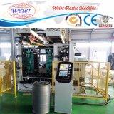Máquina que moldea del anillo doble del tambor IBC de agua del soplo plástico del tanque