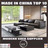 La mobilia moderna italiana della stanza di Lving progetta il sofà di cuoio
