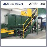 Machine van het Recycling van de Was van het Schroot van het Huisdier van het afval de Plastic Verpletterende Drogende