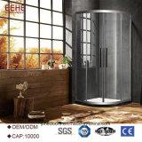 Het Frameless Aangemaakte Product van China van de Zaal van de Douche van de Deur van het Glas van het Geslacht