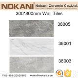 mattonelle di ceramica delle mattonelle di legno della plancia di 300*800mm per la parete ed il pavimento