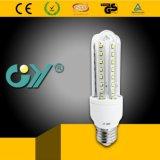 Heiße Glas-LED Birne der Verkaufs-3u 9W 12W E27 3000k China