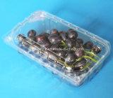 明確なプラスチックフルーツのクラムシェルのブドウのフルーツの包装ボックス