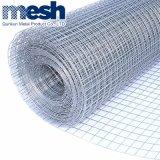 1X1 de malla de alambre soldada de acero inoxidable