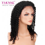 Dichte-brasilianisches Haar-malaysische Rotation-Spitze-Vorderseite-Perücke Yvonne-180