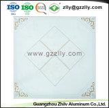 Material de construção de forro falso de polímeros de alumínio com a norma ISO9001
