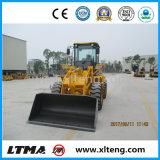 Hete Verkoop van de Lader van de Tractor van de Goedkeuring van ISO 1.6t 1.8t 1.2t de Mini