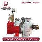Sistema de supresión No-Salvado FM200 de fuego de la presión Hfc227ea del extinguidor de China Hotsale