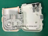 Caixa de Terminais da Fibra Óptica 8 Caixa de Distribuição de fibras patch panel com 8 PCS SC/APC Pigtail