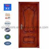 HDF composite en bois de placage porte coupe-feu Factory