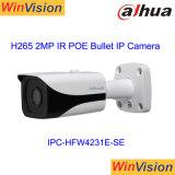 Mini macchina fotografica Ipc-Hfw4231e-Se di video del IP di 60fps 1080P HD H. 265 Poe Dahua