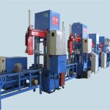 Ligne de soudure complètement automatique de réservoir de cylindre de LPG