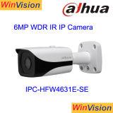 Iv Dia/Noite para exterior Dahua 6MP POE H. 265 Câmara IP Ipc-Hfw4631e-Se