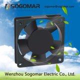 ventilatore d'irradiamento di 108X108X25mm con Palo protetto 2-Leadwire