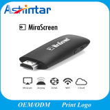 Steun Miracast Airplay Dlna van de Stok van TV van de Media van de Dongle HDMI van Mirascreen A2 de Draadloze