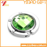 Вешалка мешка формы сердца Diamon желтая для подарков (YB-pH-19)