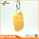 사업을%s Rewritable Contactless RFID Keyfob 꼬리표