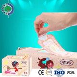 製造業者の柔らかい綿の女性のための女らしい衛生パッド