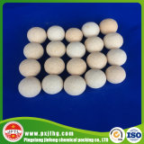 Esferas cerâmicas da alumina inerte de Al2O3 17~23% como a sustentação do catalizador