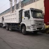 構築のトラック20-30ton Sinotruk HOWO 6X4 10の車輪のダンプカーのダンプトラック