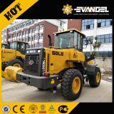 Material de construcción Sdlg LG936L pequeño mini cargador de la rueda de 3 toneladas para la venta