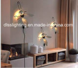 Moderne kreative Fliegen-Moskito-Form-Wand-Lampe für Kind-Schlafzimmer-Dekoration