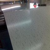 Bobina di alluminio ricoperta colore del fornitore della Cina per i materiali da costruzione del tetto