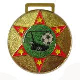 Medalha barata personalizada para o aniversário concedido